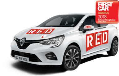 Find a RED Driving Instructor near you